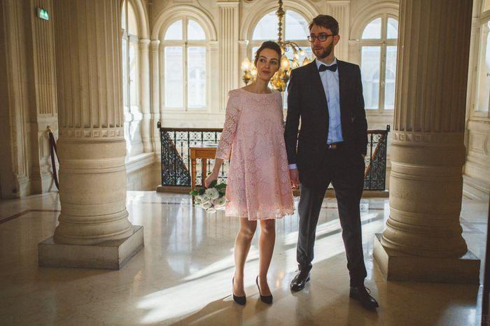 La plus belle mariée de Paris 4