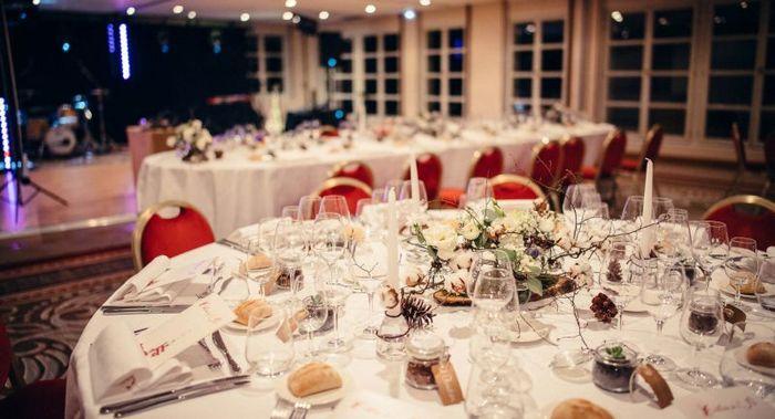 """""""Bienvenue aux mariés"""" - 4) Banquet 3"""