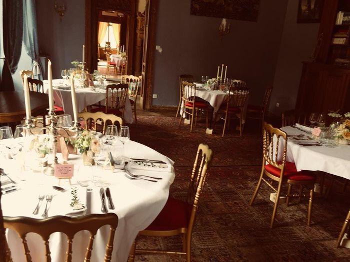 """""""Bienvenue aux mariés"""" mardi - 4) Banquet 2"""
