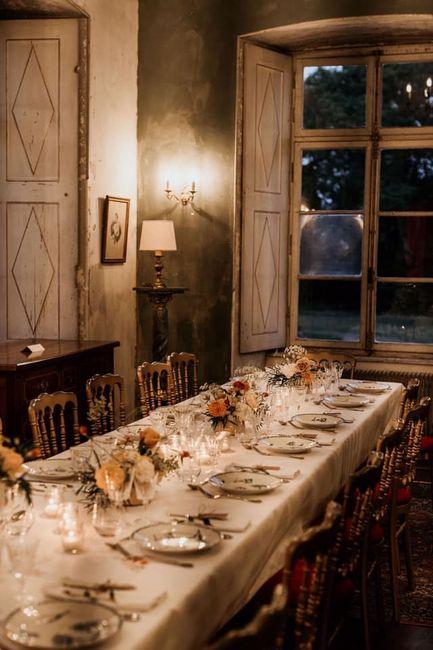 """""""Bienvenue aux mariés"""" mardi - 4) Banquet 6"""