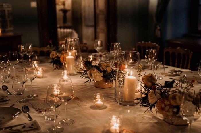 """""""Bienvenue aux mariés"""" mardi - 4) Banquet 11"""