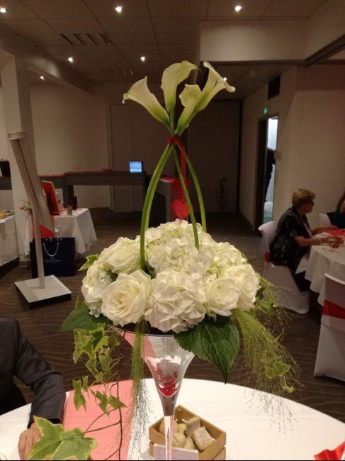 Bouquet de mariée avec des callas 4