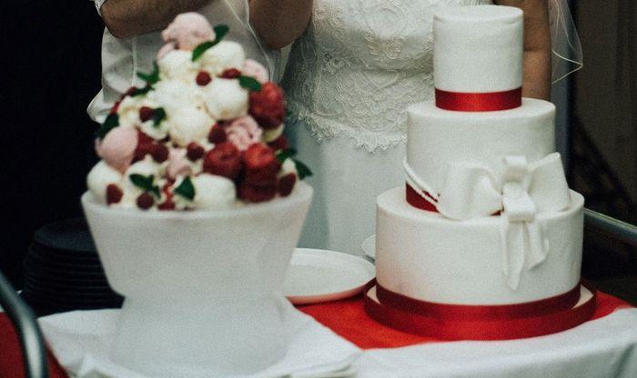 Fake Wedding Cake..... Yes or No? 2