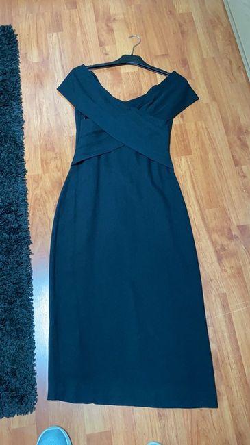 Vinted : robe témoin/invité. 1