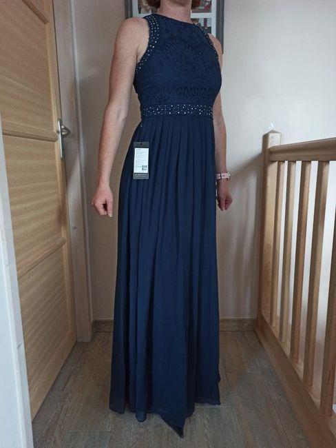 Vinted : robe témoin/invité. 2