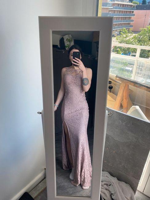 Vinted : robe témoin/invité. 5