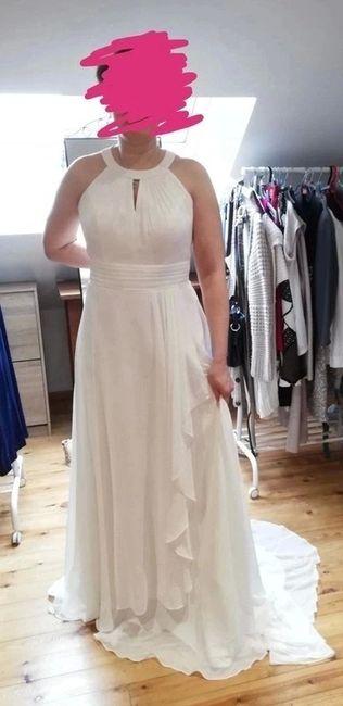 Vinted : robe de mariée. 5