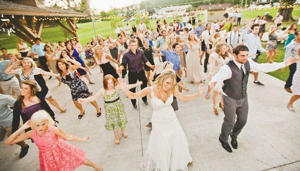 Summer wedding - surprise ! 1