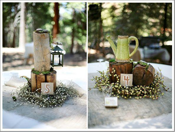 Summer wedding - déco 1