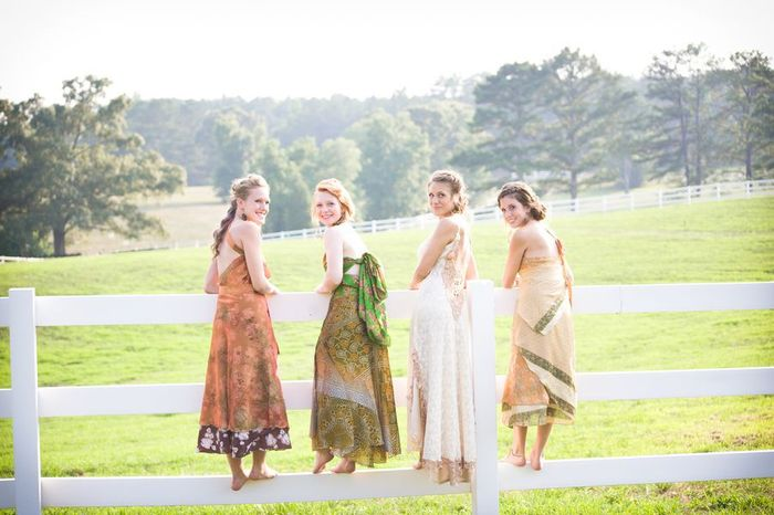 Summer wedding - dh 2