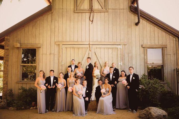 Summer wedding - dh 7