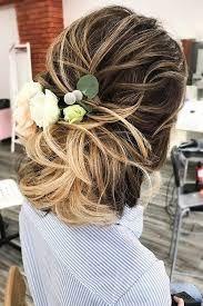 Summer wedding - coiffure 2