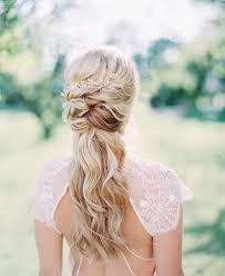 Summer wedding - coiffure 3
