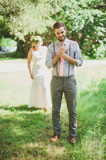 Summer wedding - tenue marié 1