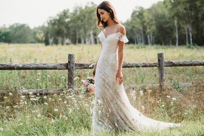 Summer wedding - robe 6