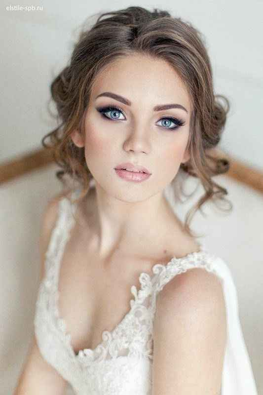 Maquillage yeux bleux - 5