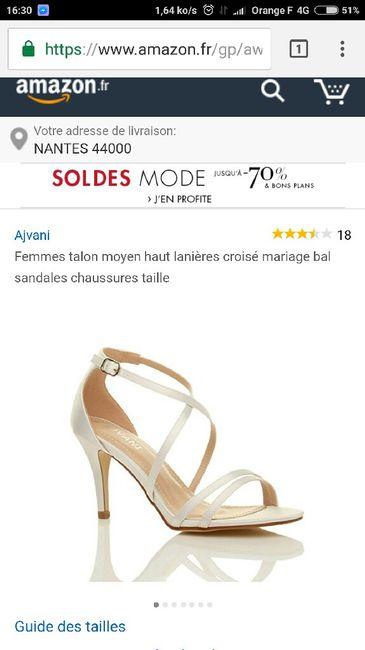 Help chaussure - 1