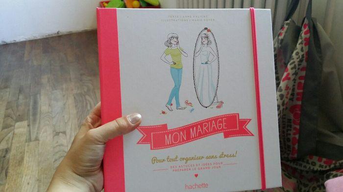 Classeur mariage - 1