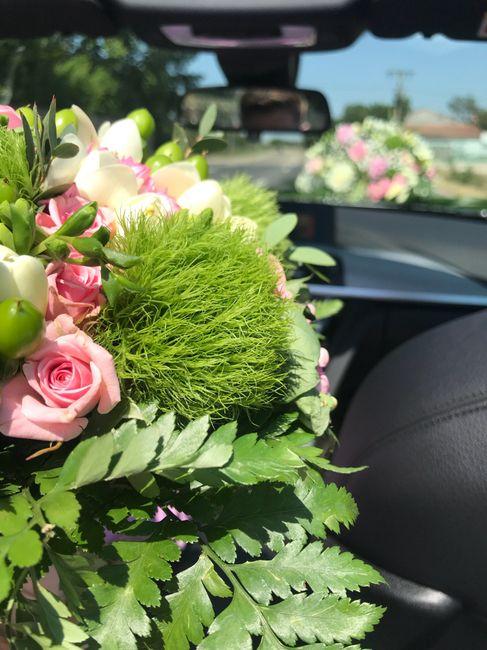 Photos bouquets de mariée et tarif 2
