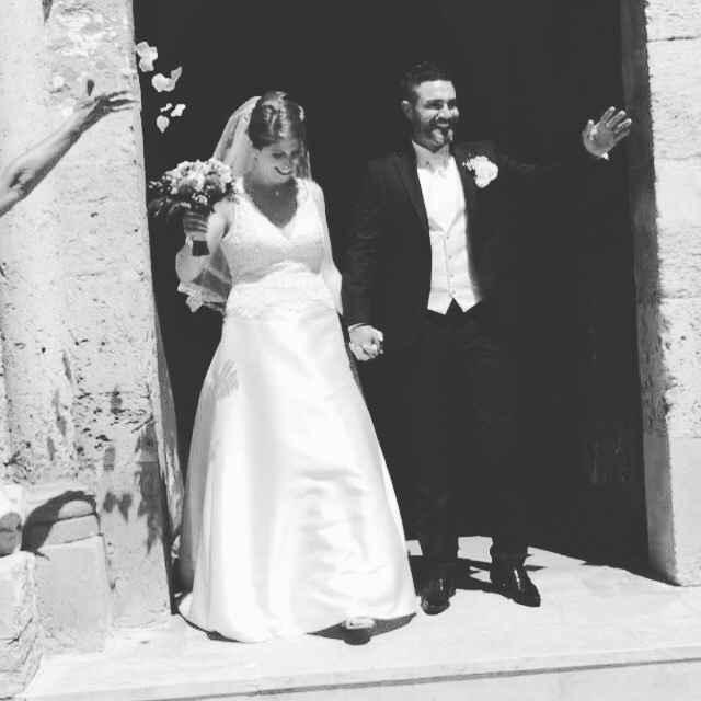 Après l'action l'émotion #mariée du 30 juin - 3