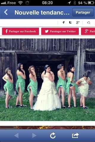 La mariée et ses temouines, oseriez-vous ? - 2