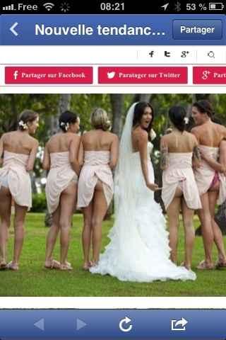 La mariée et ses temouines, oseriez-vous ? - 5
