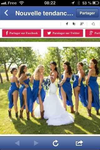 La mariée et ses temouines, oseriez-vous ? - 6