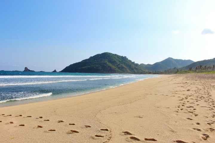 Lombok plages