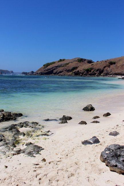 Plage Lombok