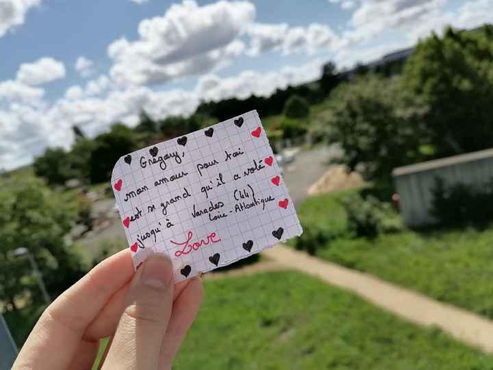 Sur un air de Love note - 1