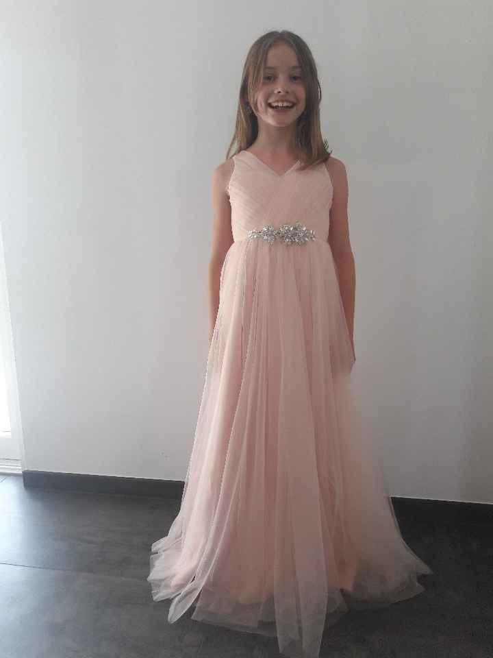 La robe de ma princesse 👸 - 1
