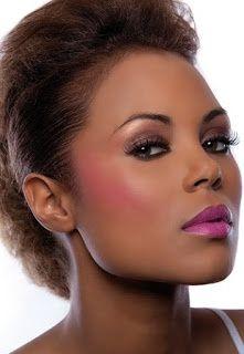 Maquillage peau m tisse et noire beaut forum - Maquillage yeux marrons peau mate ...