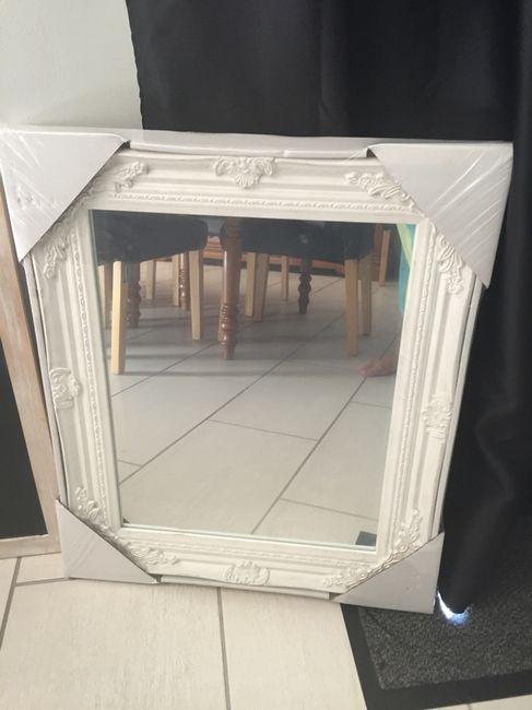 Où avez-vous acheté votre miroir plan de table ? - 1