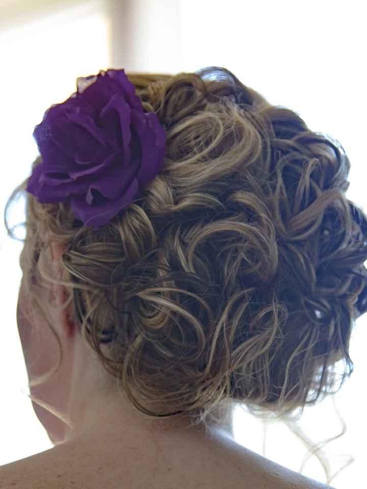 Accessoires coiffure - 1