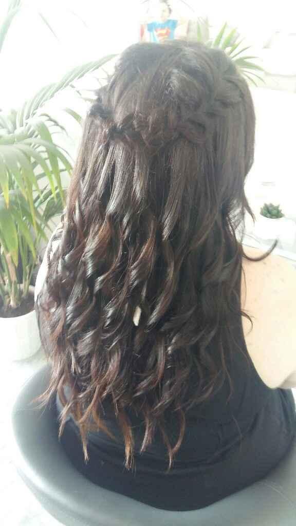 Pour ou contre les cheveux lâchés ? - 1