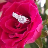 Avec ou Sans...  Bague de fiançailles ! 💍 - 1