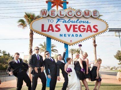 Mariage Las Vegas 1