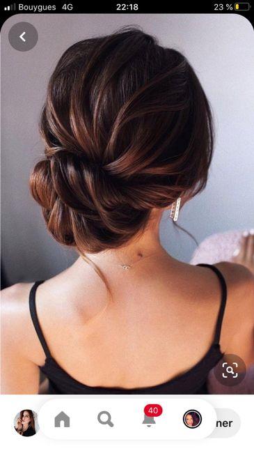 Cheveux lâchés ou cheveux attachés 2