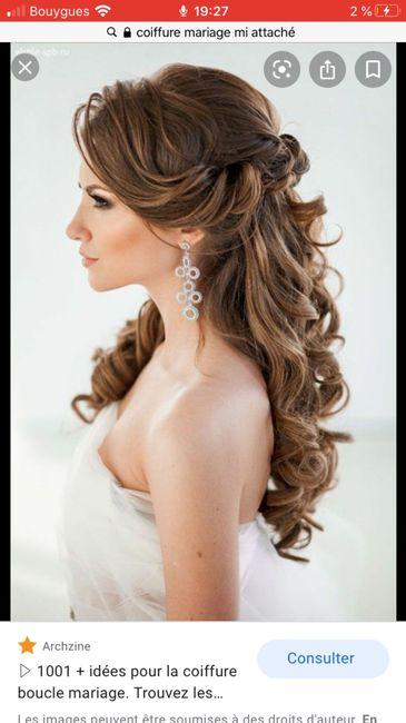 Cheveux lâchés ou cheveux attachés 3