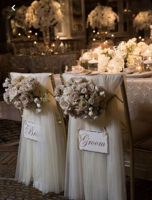 La table des mariés 1