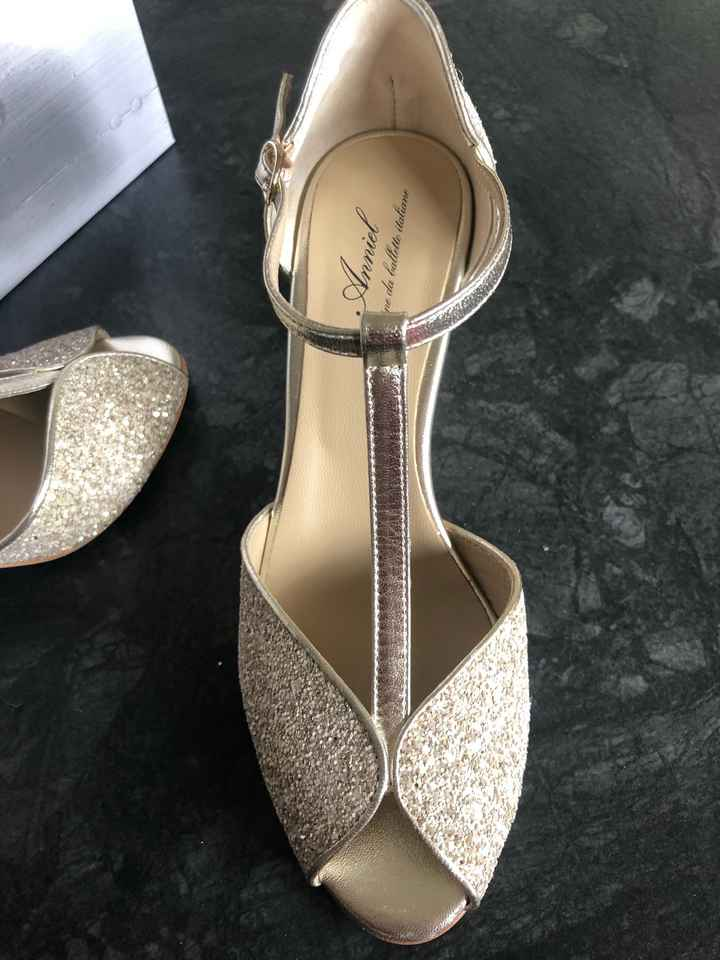 Réception chaussures - 2