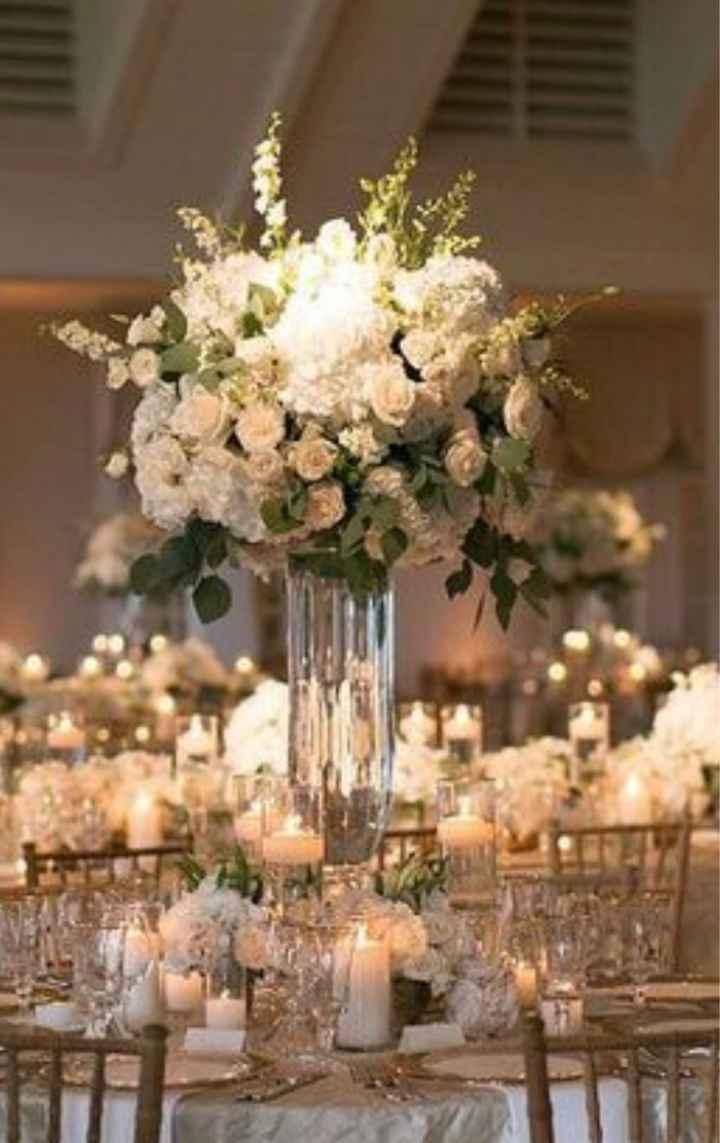 Bouquet 💐 centre de table - 1