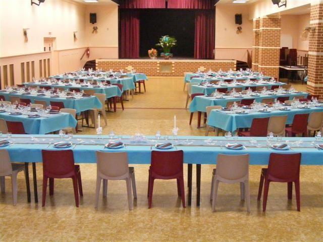 Placement Des Tables Rectangulaires Organisation Du