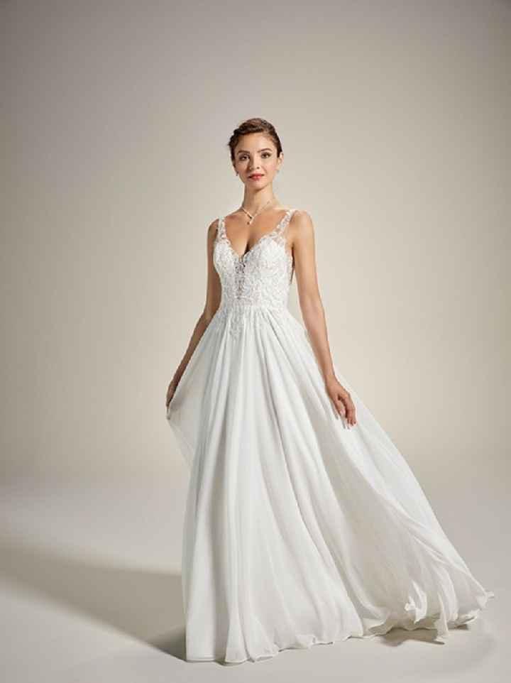 Robe de mariée à la plage - 5