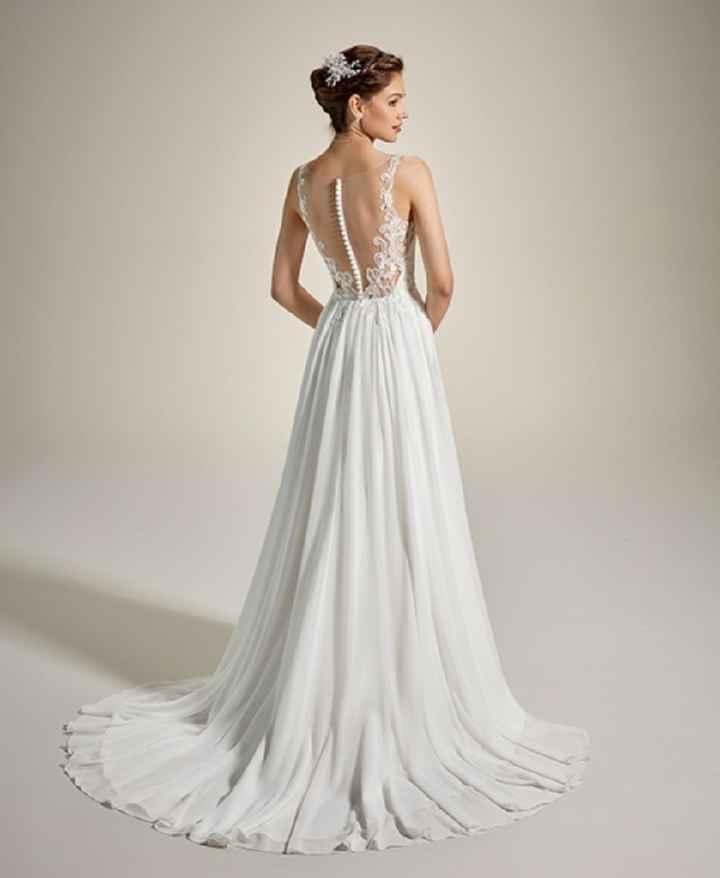 Robe de mariée à la plage - 6