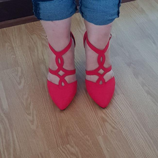 Choix de l'alliance et des chaussures 2
