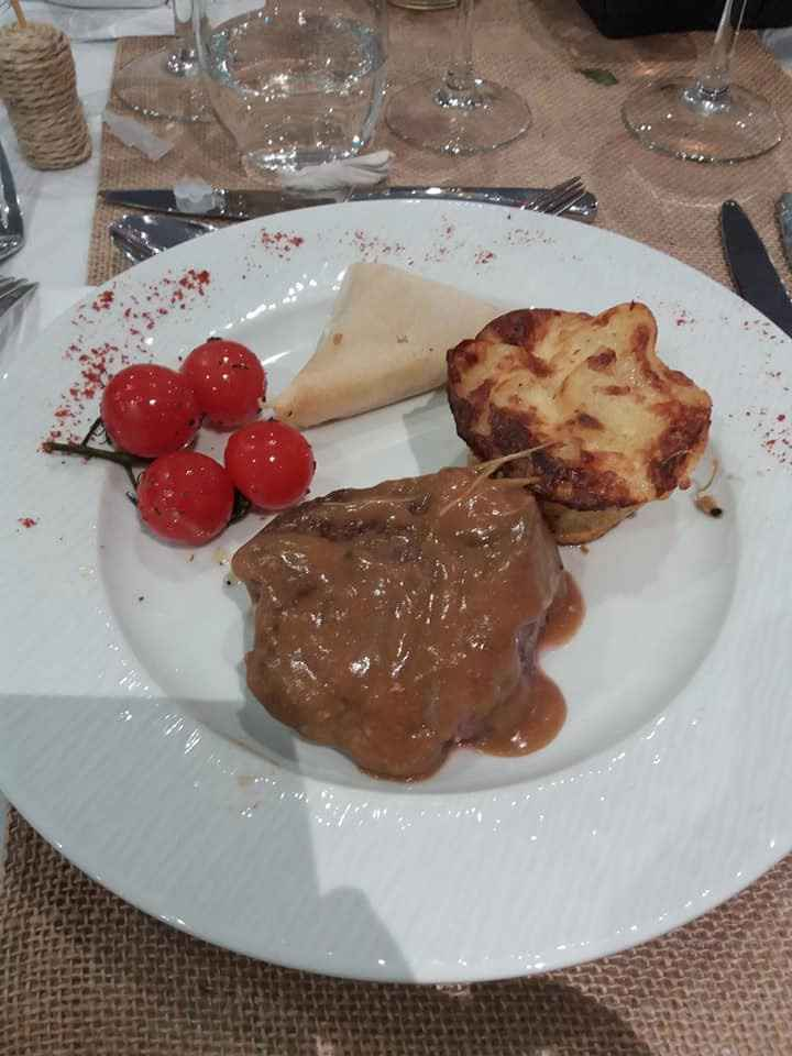 plat chateaubriand à tomber