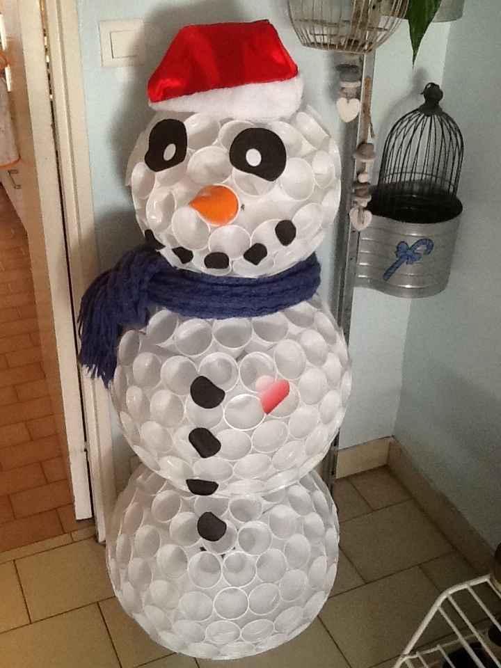 Bonhomme de neige sans neige