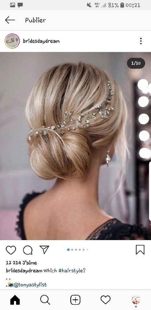 Inspiration coiffure - 1