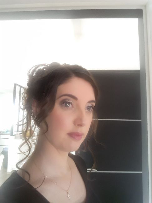 Essai maquillage.. au secours😱😱 6